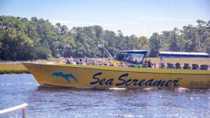 Sea Screamer boat